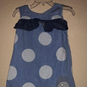 FLAPDOODLES Brand Adorable Polkadot Dress